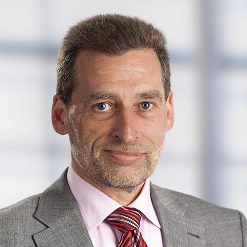Jens Hitzinger, Leitung Projektmanagement